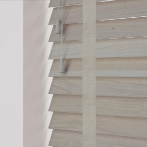 Acacia Wood Venetian Blinds with tapes